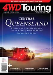 4WD Touring Australia issue Issue 73