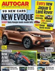 Autocar issue 11th July 2018