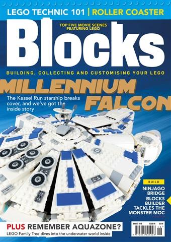 Blocks Magazine issue August 2018
