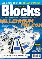 Blocks Magazine issue August 2018