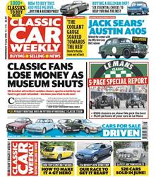 Classic Car Weekly issue 11th July 2018