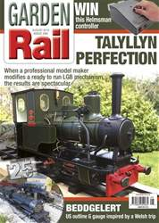 Garden Rail issue August 2018