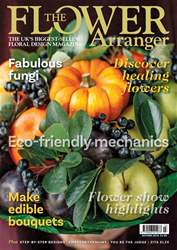 The Flower Arranger issue Autumn 18
