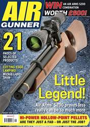Airgunner issue AUG 18