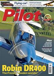 Pilot issue AUG 18