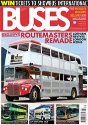 Buses Magazine issue   August 2018