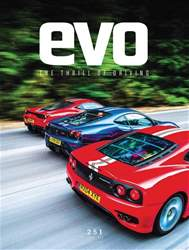 Evo issue September 2018