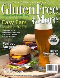 Gluten Free & More issue Aug/Sept 2018