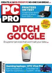PC Pro issue PC Pro