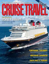 Cruise Travel issue July/August 2018
