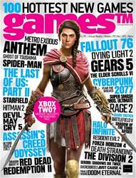 games (TM) issue Issue 202