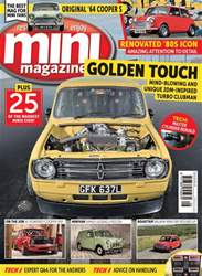 Mini Magazine issue August 2018