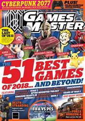 GamesMaster issue August 2018