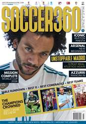 Soccer 360 issue Soccer 360 Magazine - Issue 76