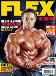 Flex Magazine issue August 2018