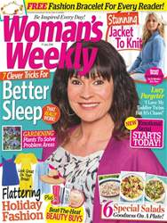Womans Weekly issue 17th July 2018