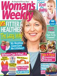Womans Weekly issue 24th July 2018