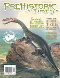 Prehistoric Times issue Summer issue #126