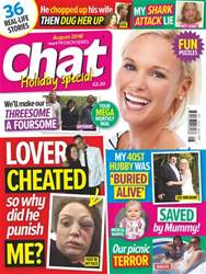 Chat Specials issue Holiday Special