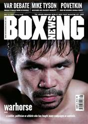 Boxing News issue 10/07/2018