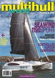 Multihull World issue July/Aug 2018