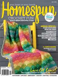 Homespun issue Issue#19.7 2018