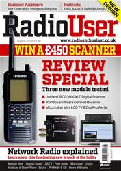 Radio User issue August 2018