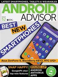 Android Advisor issue Issue 52