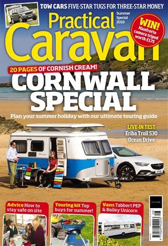 Practical Caravan issue SUMMER 2018