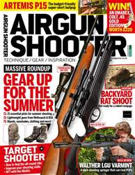 Airgun Shooter issue August 2018
