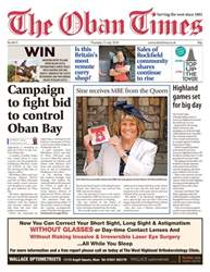 The Oban Times & Lochaber Times issue 12 July 2018