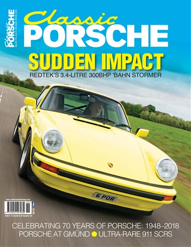 Classic Porsche issue Classic Porsche 55