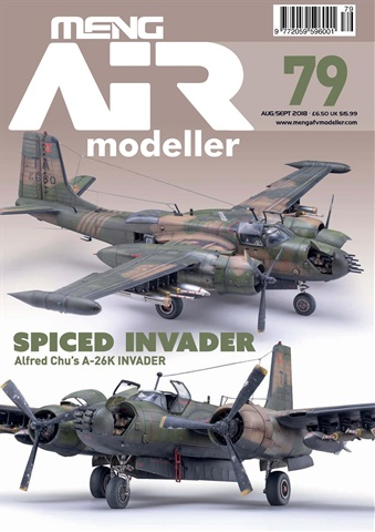 Meng AIR Modeller issue Meng AIR Modeller  78