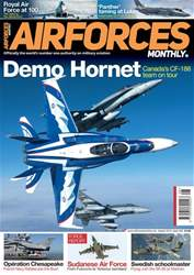 AirForces Monthly issue   August 2018