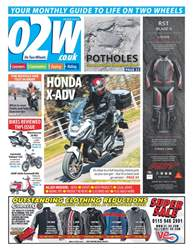 O2W July 2018 issue O2W July 2018