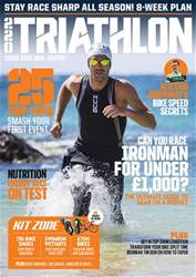 220 Triathlon Magazine issue August 2018