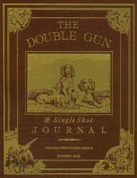 Double Gun Journal issue Summer 2018