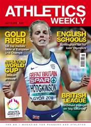 Athletics Weekly issue 12 July 2018