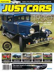 JUST CARS issue 19-01