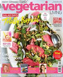 Vegetarian Living issue August-18