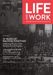 Life and Work issue August 2018