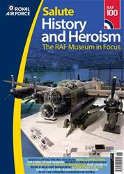 RAF Salute: History and Heroism issue RAF Salute: History and Heroism