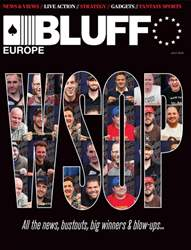 Bluff Europe issue Bluff Europe July 2018