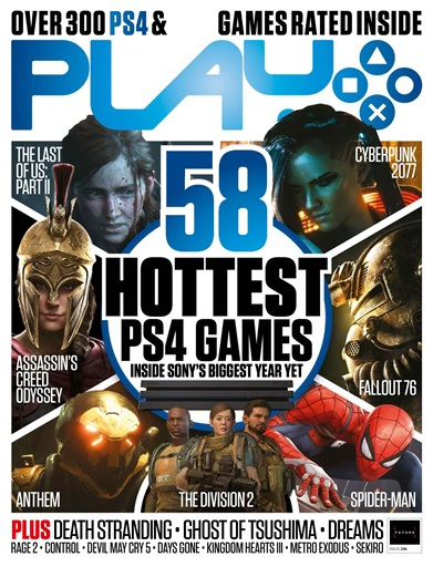 Play Magazine - Issue 296 Subscriptions | Pocketmags