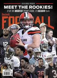 Beckett Football issue August 2018