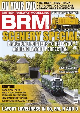 British Railway Modelling issue August 2018