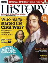 BBC History Magazine issue August 2018