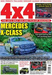 4x4 Magazine incorporating Total Off-Road issue August 2018
