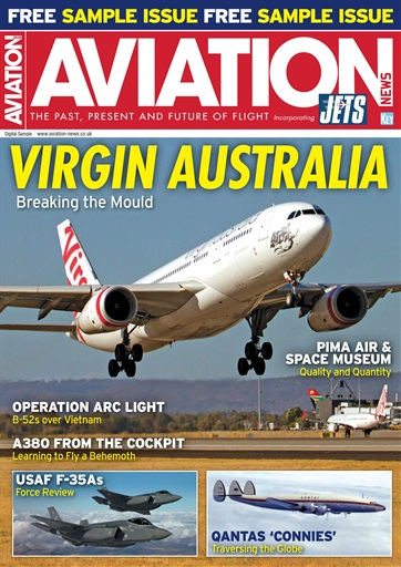 Aviation News incorporating JETS Magazine Preview