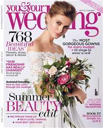 You & Your Wedding issue September and October 2018
